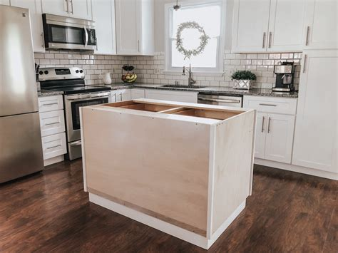 Kitchen Island Wood Top Diy