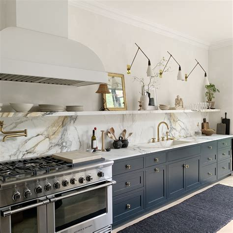 Kitchen Open Shelves Design