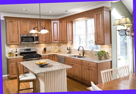 Kitchen Remodeling Ideas For U Shaped Kitchens