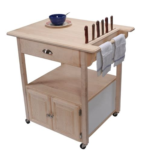 Kitchen Rolling Cart Plans Free
