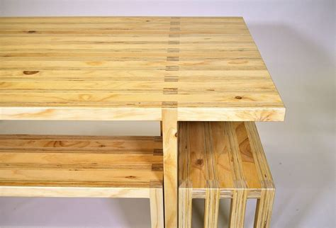 Kitchen Table Plans Using Plywood