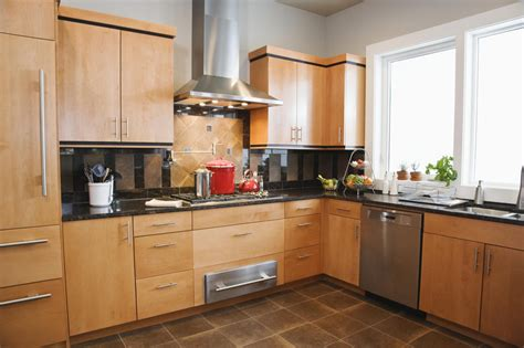 Kitchen Upper Wall Cabinets
