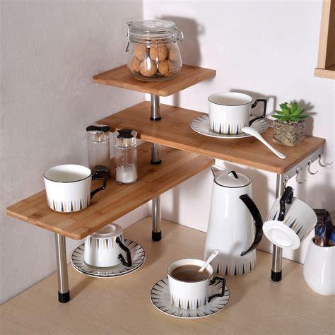 Kitchen-Bookshelf-Rack