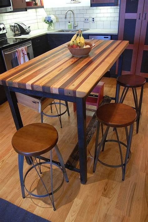 Kitchen-Butcher-Block-Table-Plans