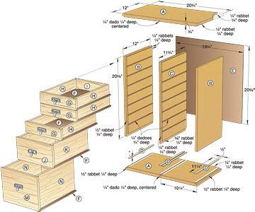 Kitchen-Cabinet-Drawer-Plans