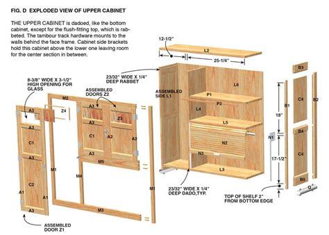 Kitchen-Cabinet-Plans-Free