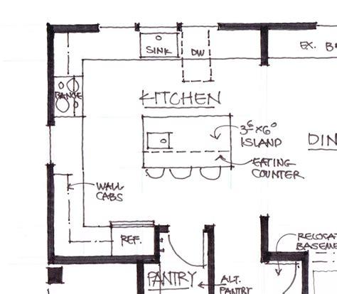 Kitchen-Floor-Plans-With-Sink-In-Island