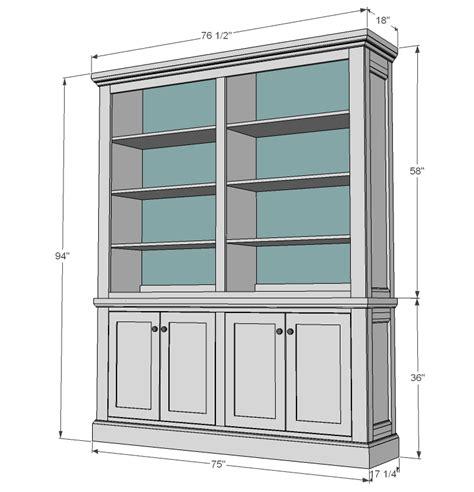 Kitchen-Hutch-Woodworking-Plans