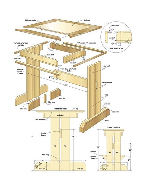 Kitchen-Nook-Woodworking-Plans