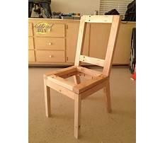 Best Kitchen chair build