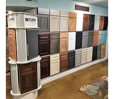 Best Kitchen cupboard doors painted in middle