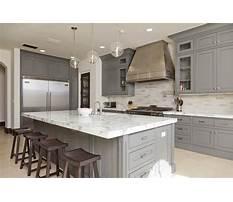 Best Kitchen island cabinets on both sides