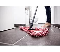 Best Kitchen tile flooring cleaning