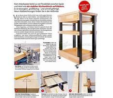Best Kitchen utility cart plans
