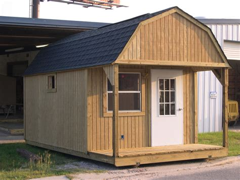Kits Or Plans To Build Sheds