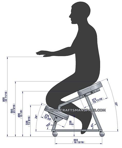 Kneeling-Chair-Design-Plans