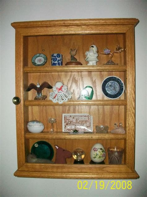 Knick Knack Display Cases