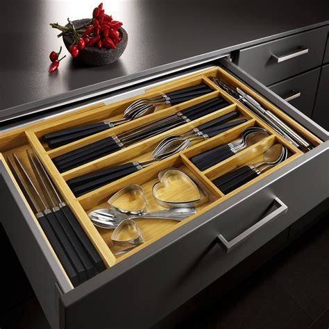 Knife Drawer Insert Plansource