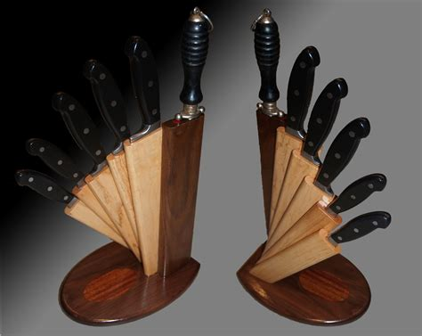 Knife-Block-Woodworking-Plans