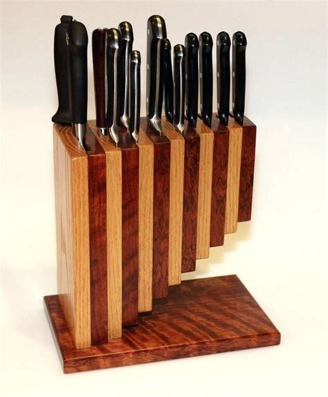 Knife-Wooden-Block-Holder-Diy