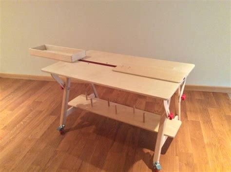 Knitting-Table-Plans