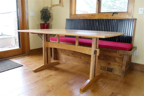 Knock Down Trestle Table Plans
