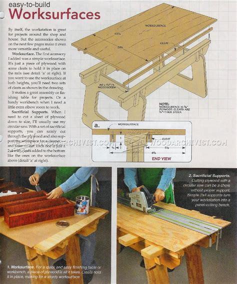 Knockdown-Plywood-Desk-Plans