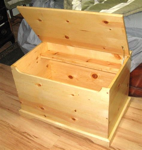 Knotty Free Pine Wood Projects