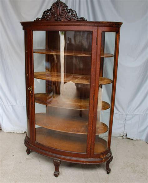 Kohls Antique Curio Cabinets