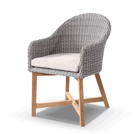 Kohls Outdoor Wicker Lool Dining Chairs