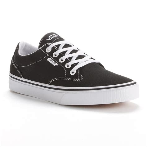 Kohls Womens Vans Sneakers