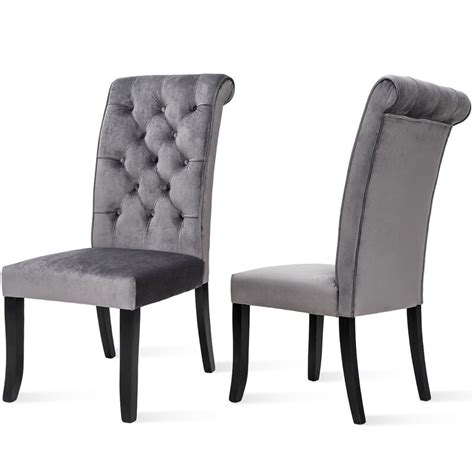 Komar Upholstered Dining Chair (Set Of 2) By House Of Hampton