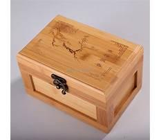 Best Korean wooden jewelry box