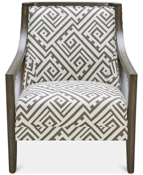 Kourtney Graphite Accent Chair