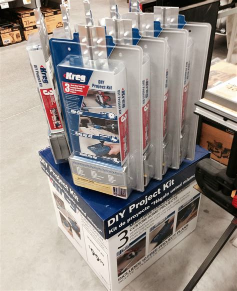 Kreg DIY Project Kit Lowes