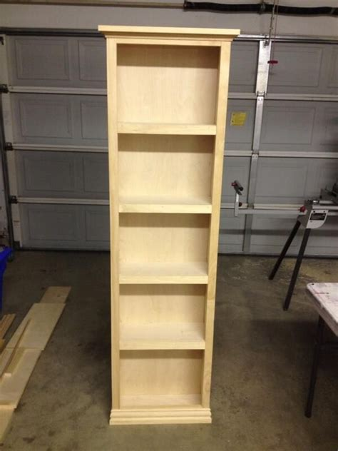 Kreg Jig Bookcase Plans