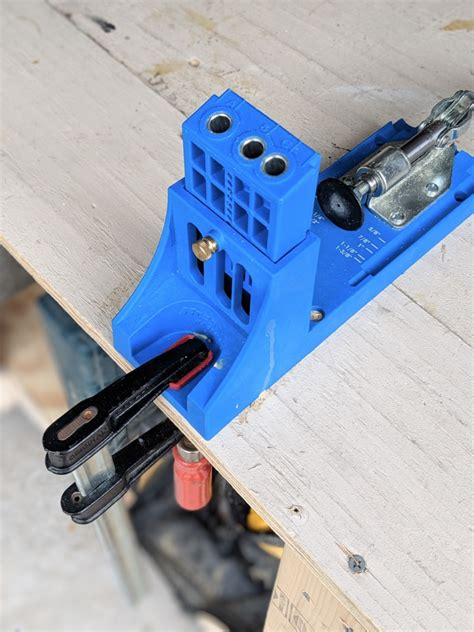 Kreg Jig How To Used