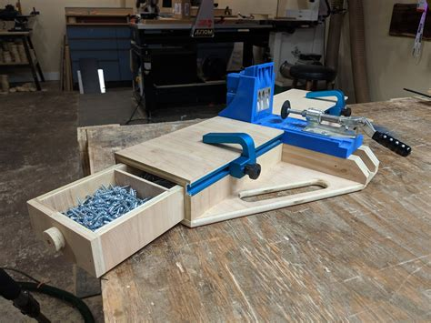 Kreg Jig K4 Workbench Plans