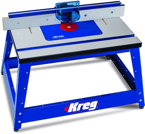 Kreg Router Table Mounting Router To Mdf
