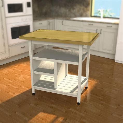 Kreg-Jig-Kitchen-Island-Plans