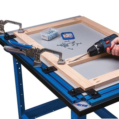 Kreg-Table-Clamping-Plans