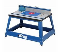 Best Kreg router table.aspx