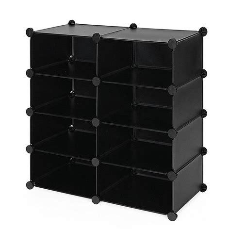 Ktaxon-8-Cube-Diy-Modular-Shoe-Rack