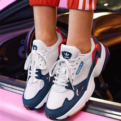 Kylie Jenner White Adidas Sneakers