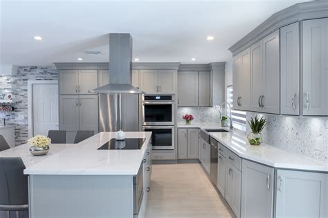 L Shaped Kitchen Designs With L Shaped Island