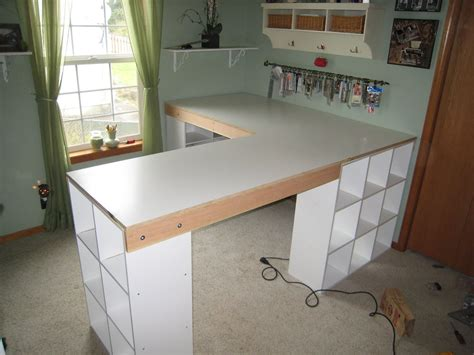 L-Shaped-Craft-Table-Plans