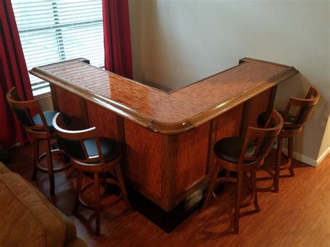 L-Shaped-Home-Bar-Plans