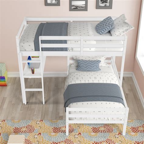 L-Shaped-Twin-Bed-Plans