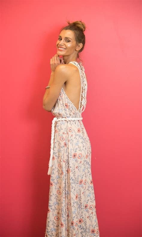 c34b9ebc Shop For Cheap Price Backless Flowy Dress! From Urban Outfitters ...