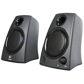 LOGITECH 980-000419 SPEAKER SET, 2 WAY Z130, LOGITECH, UK
